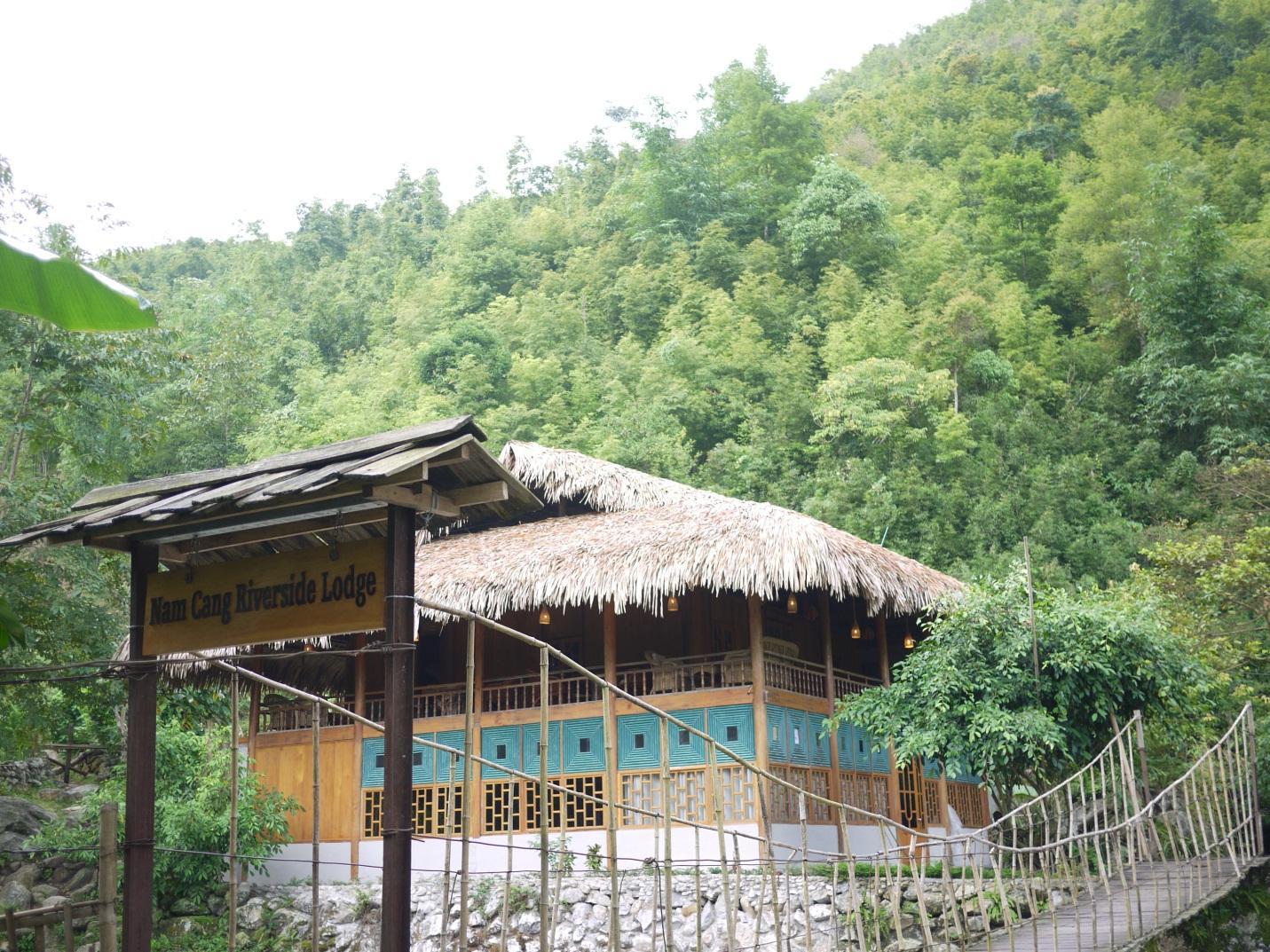 Nam Cang Riverside Ecolodge