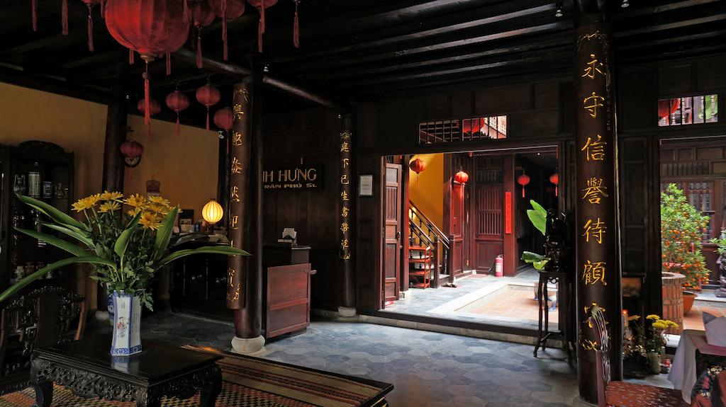 Vinh Hung hotel in Hoi An