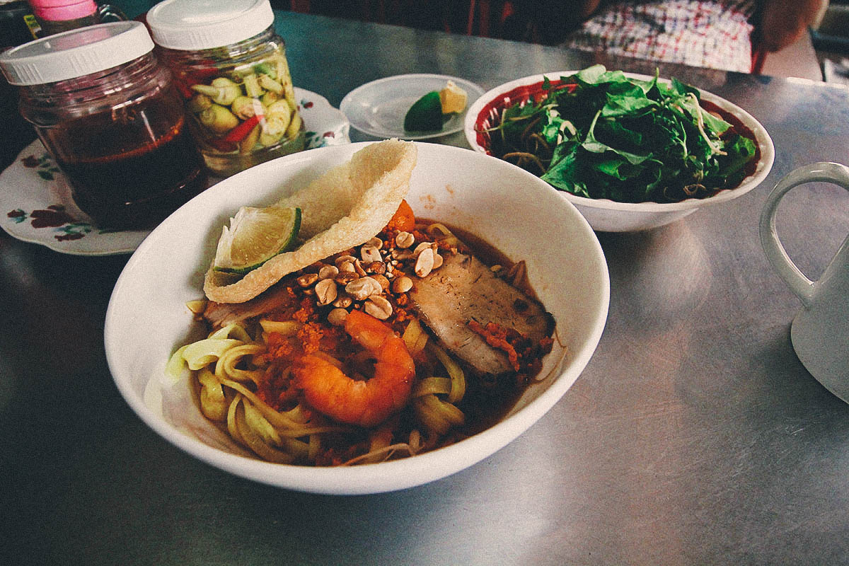 What to eat in Hoi An