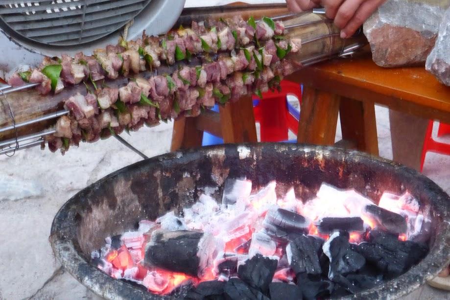 """Grilled """"Cap Nach"""" Pork"""