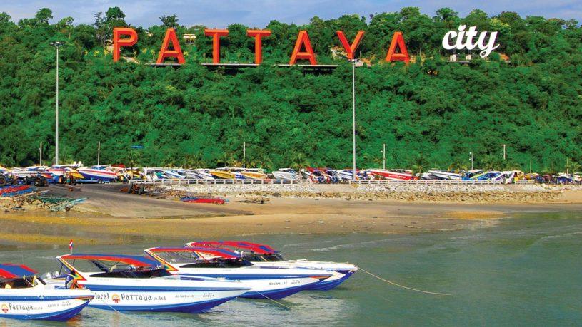 Pattaya city's port