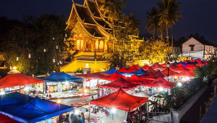 The last but certainly not least item on your one-day Luang Prabang agenda