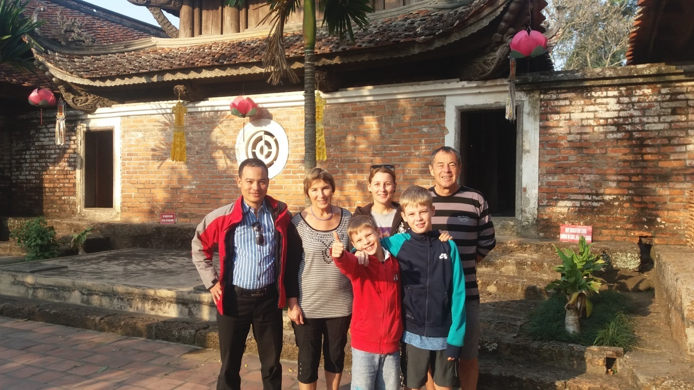 Vietnam family holidays in Hanoi
