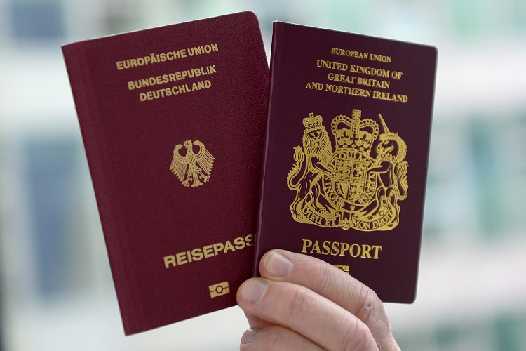 Citizens from 5 Western European countries are exempt from visa