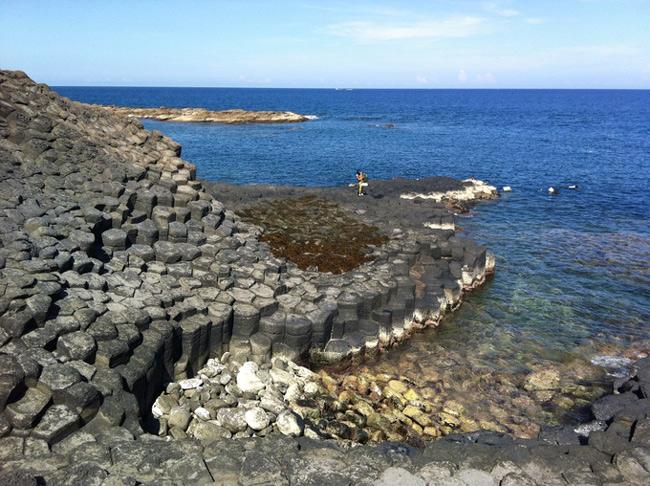 Da Dia Reef from a far distance