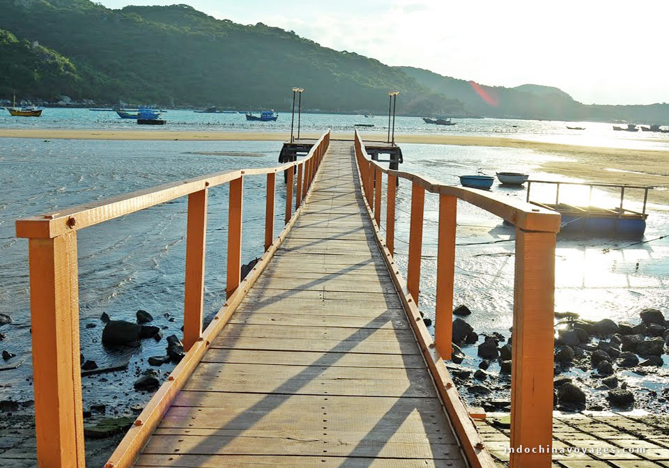 An Bang beach in Hoi An