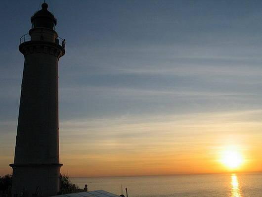 Sunrise in Mui Dien Cape