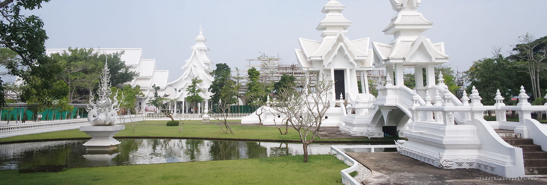 A day exploring Chiang Rai in Thailand