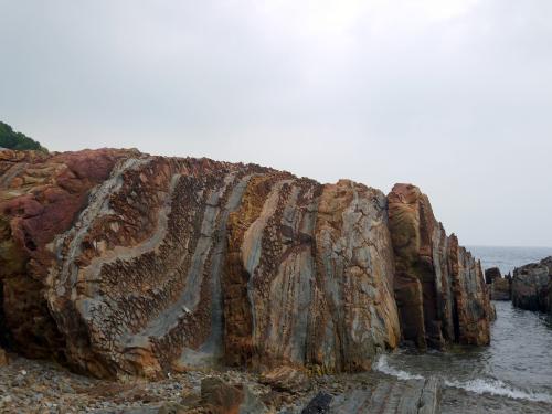 The Rock Garden, Co To Island