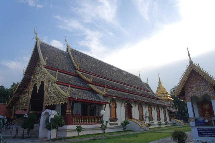 Wat Chiangman – hidden charm in Chiangmai.