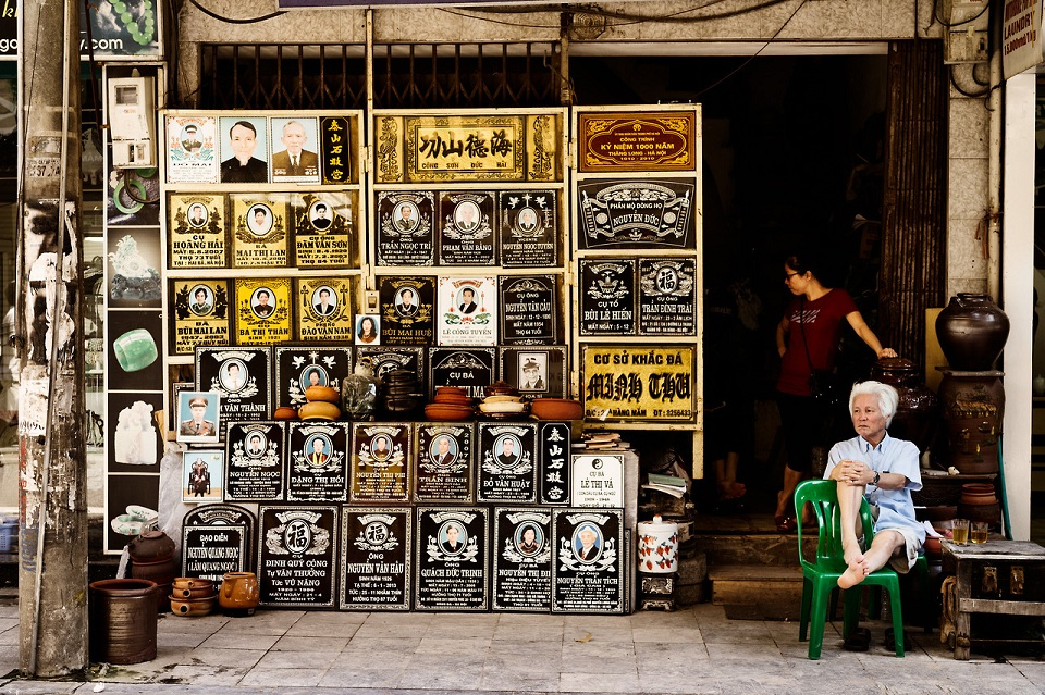 Art and history can be found on every corner of Hanoi