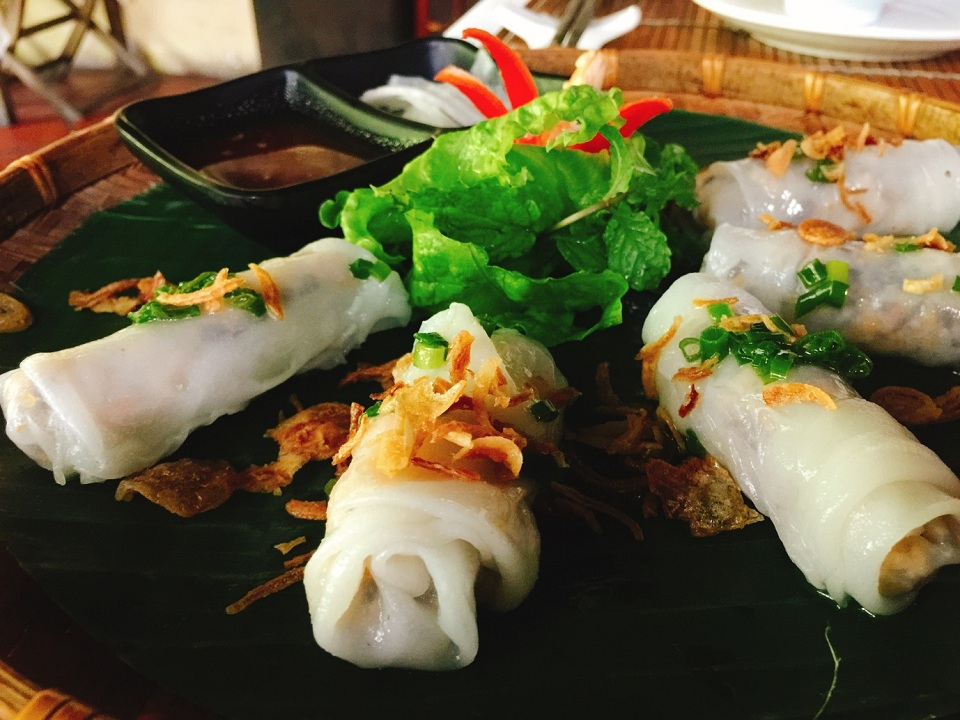 Delicious food in Hoi An