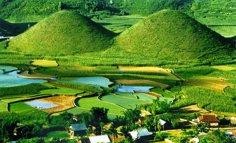 Beautiful landscape in Vietnam is believed to satisfy every foreign tourists