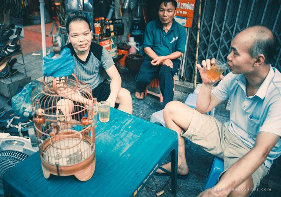 Day 1 Hanoi