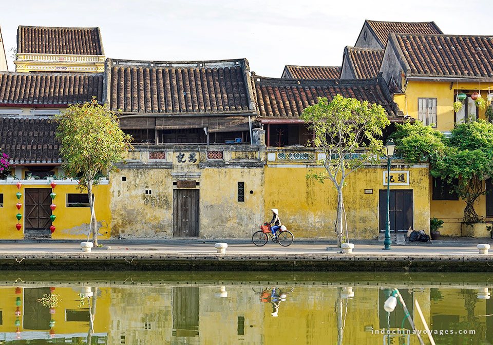 Today is your free leisure day in Hoi An.