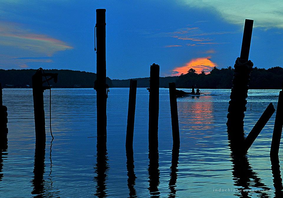 Phi Phi Island Beach Relaxation