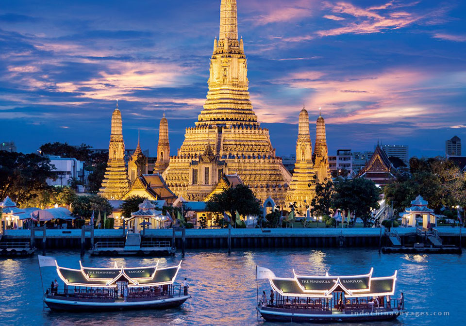 Transfer to your hotel in Bangkok