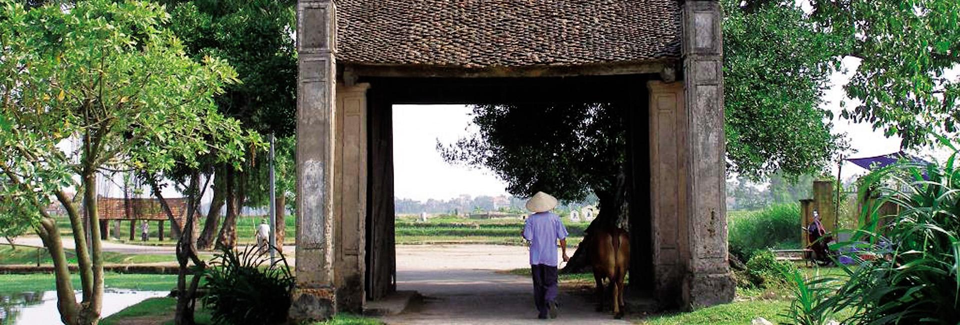 Ba Vi National Park – Duong Lam Ancient Village Day Tour
