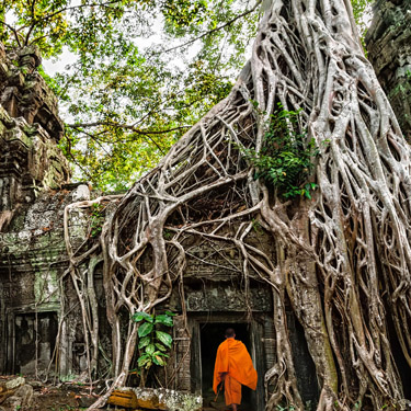 What to see in Angkor Wat