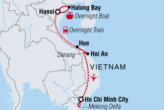 Guide for planning a Vietnam itinerary 3 weeks