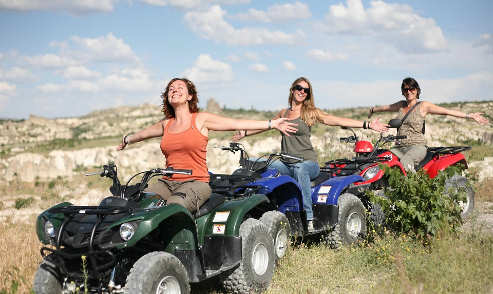 Quad bike Adventure in Classic glimpse of Siem Reap 4 days