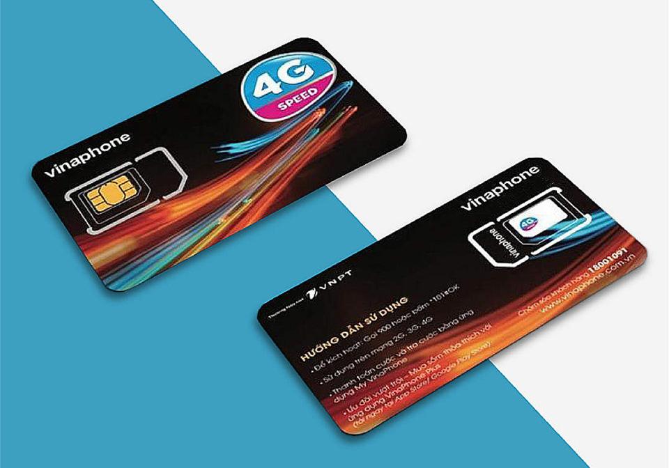 Vinaphone SIM card