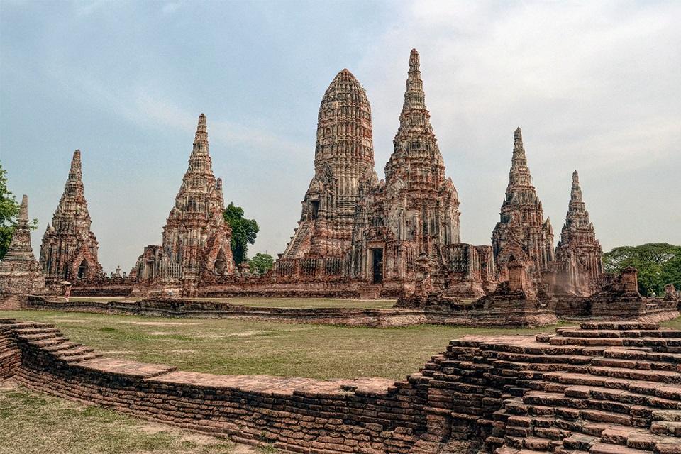 Thailand_itinerary_1_week_Ayutthaya