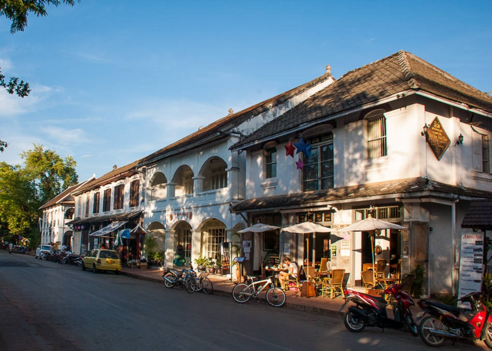 Luang Prabang - Laos travel