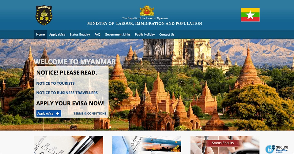 A complete guide to Myanmar visa