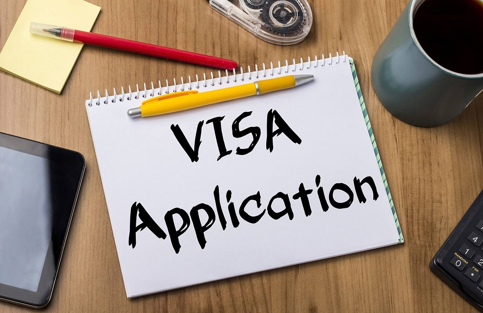 application for a Vietnam visa