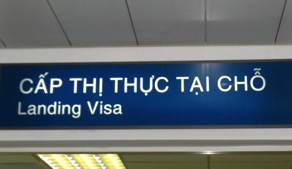 Vietnam visa-on-arrival