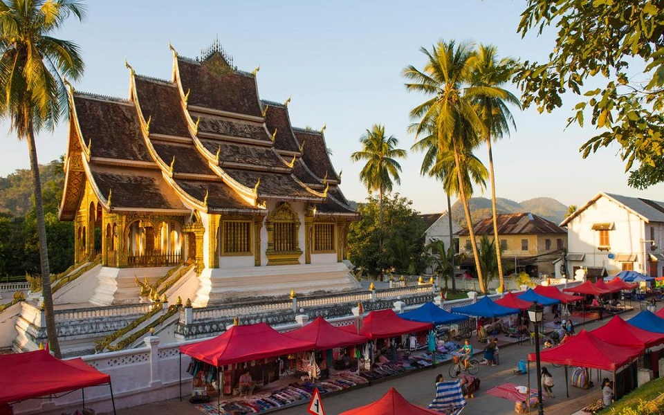 Luang Prabang for Laos holiday
