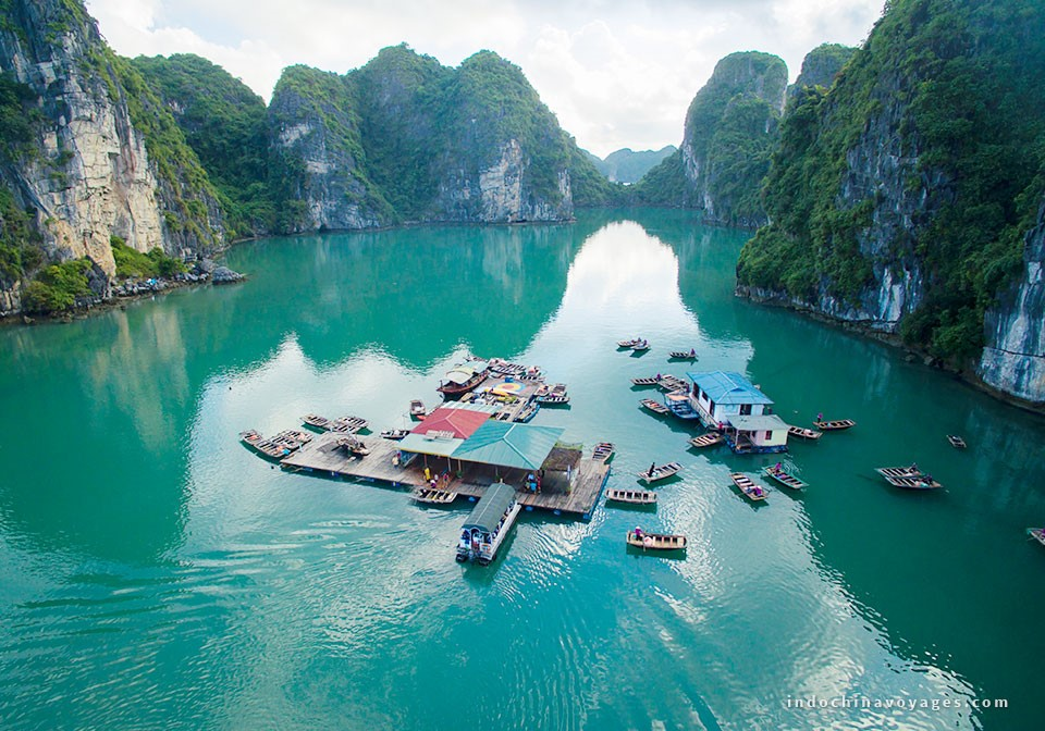 Halong Bay in December