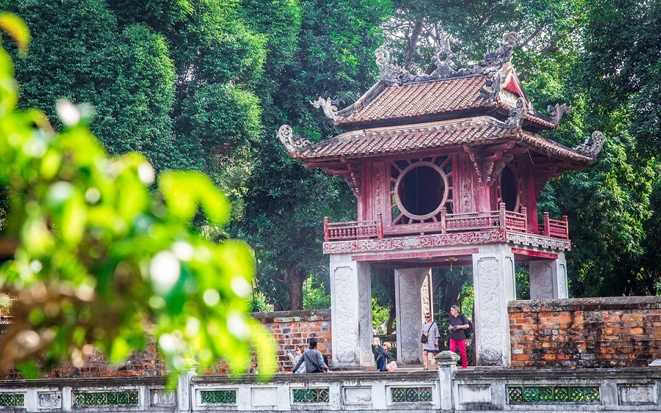 Temple of Literature – A must-see for Vietnamese culture lovers