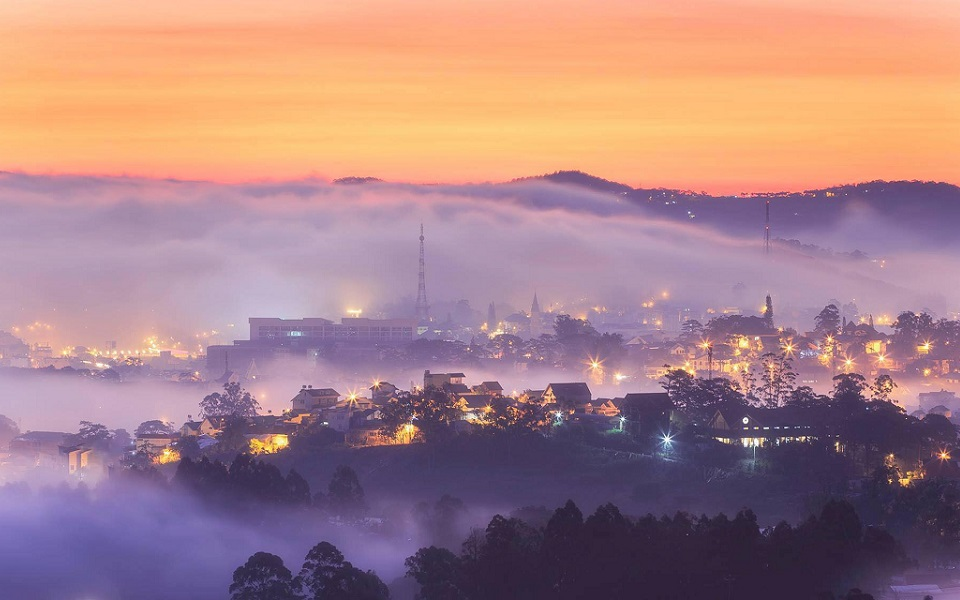 Weather in Dalat and interesting things you should know
