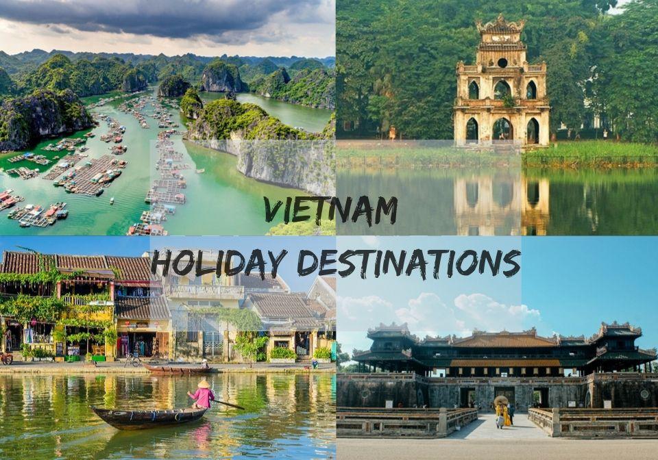 Vietnam holiday destinations