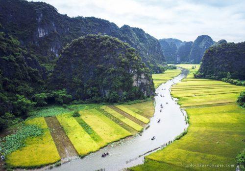 Ninh Binh – Halong 3 Days