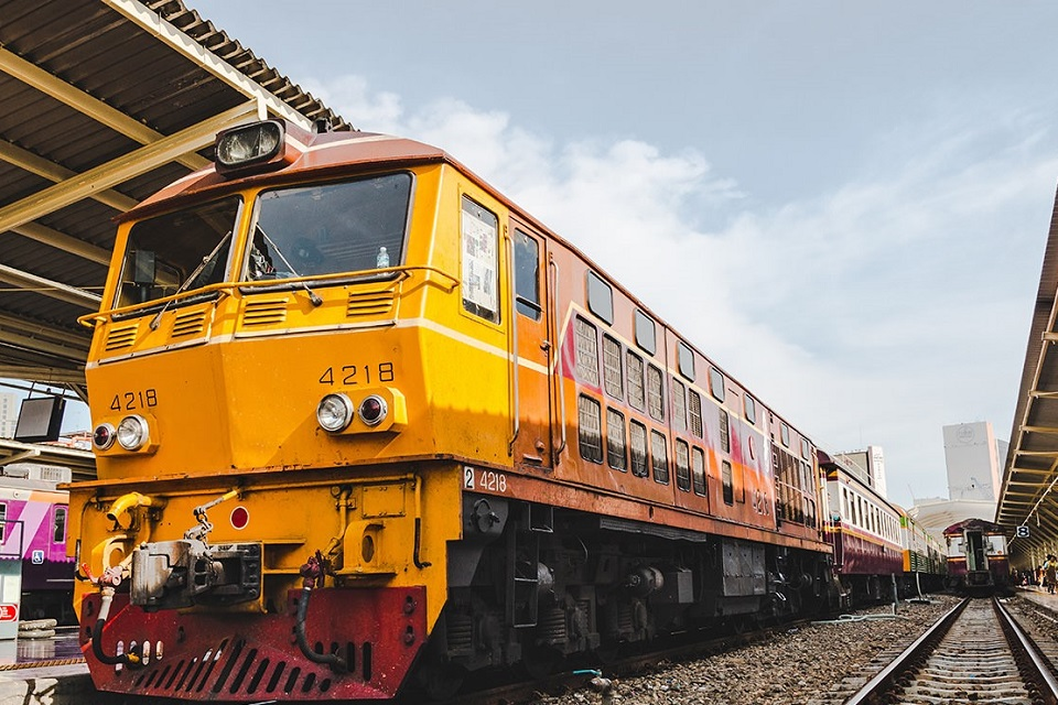 Bangkok to Chiang Mai by train