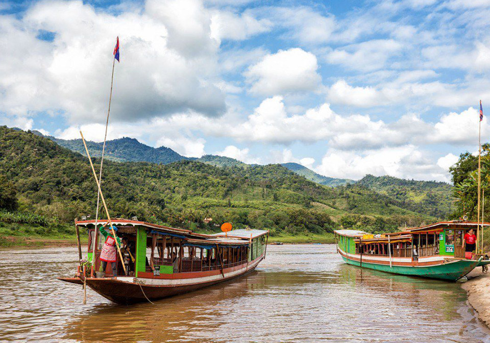 Pakbeng to Luang Prabang