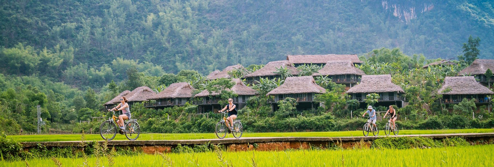 Exploring the beauty of Mai Chau valley in Vietnam