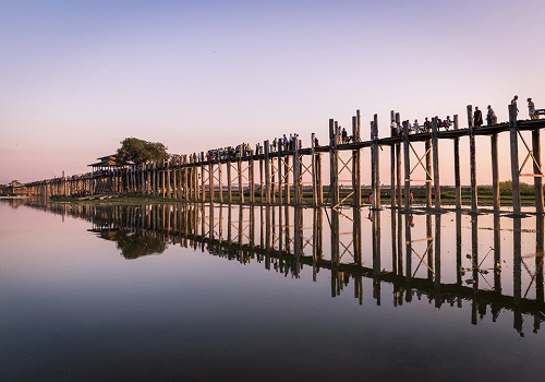 U Bein bridge – The symbol of Myanmar