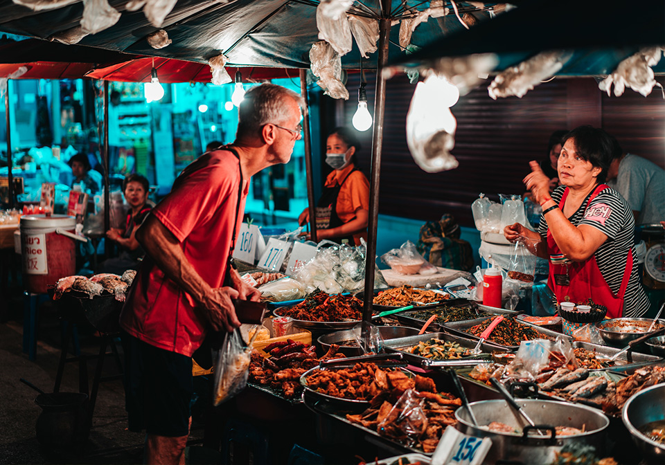 Chiang Mai night markets