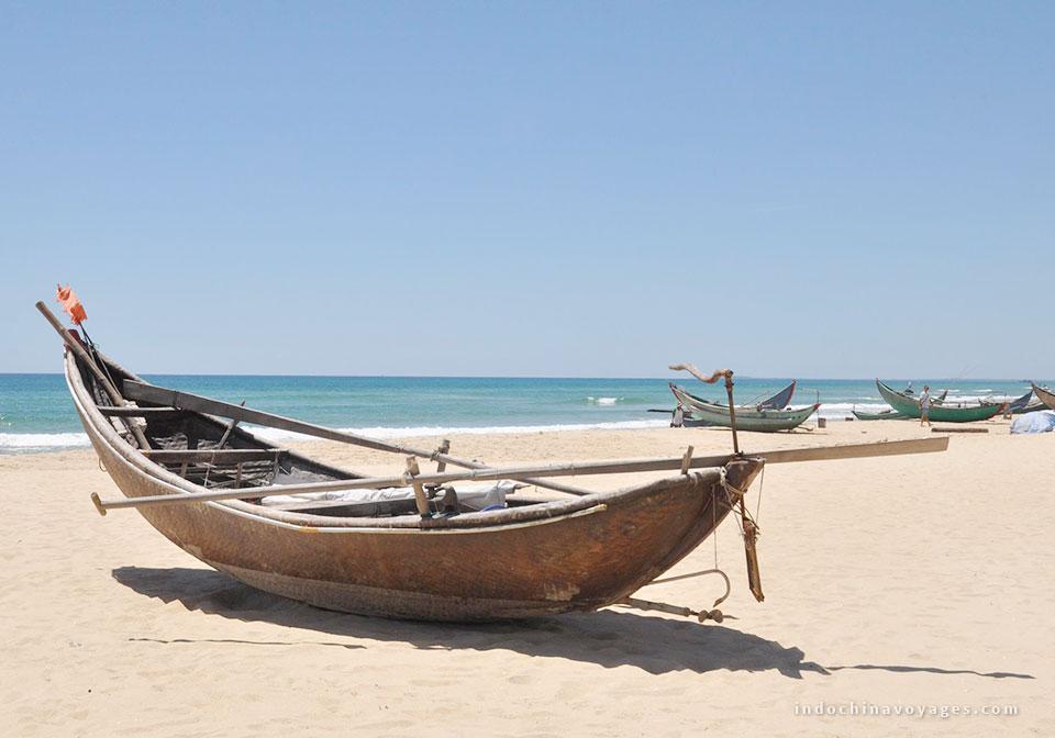 local Vietnam beaches