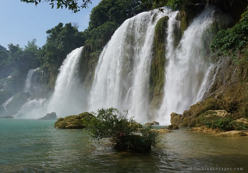 Ban Gioc Waterfall – an off beaten track destination