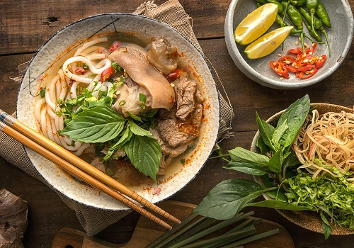 Have you ever tried Bun Bo Hue – A special Vietnamese spicy noodle soup?