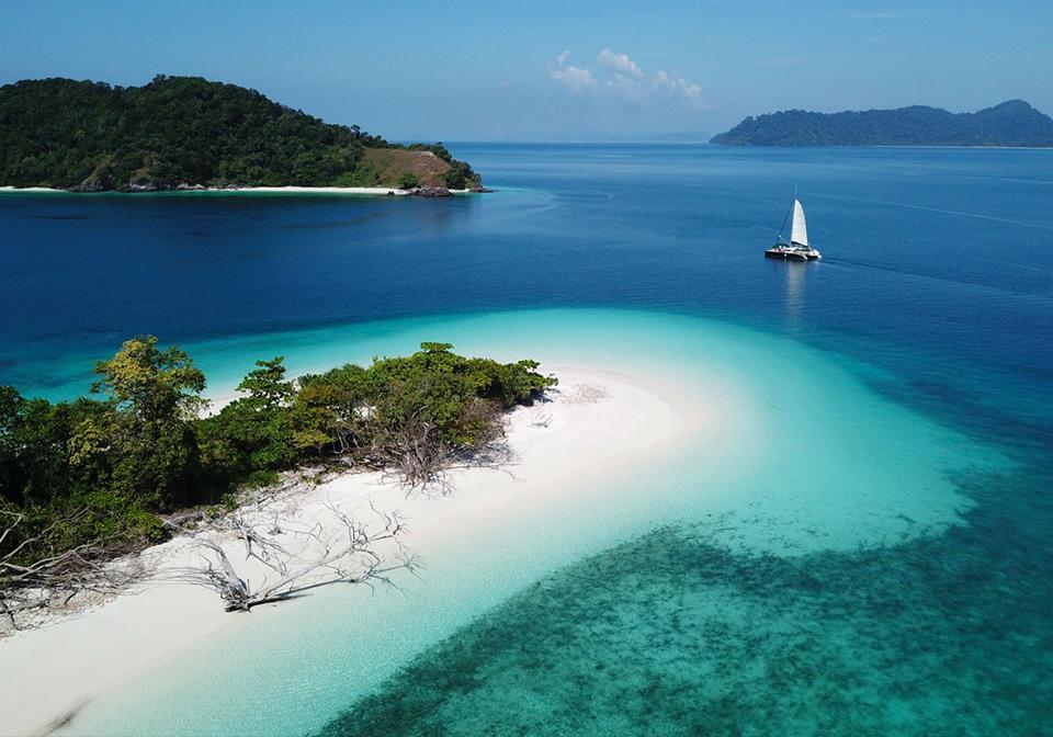 myanamar beaches