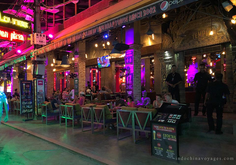 Pub street bars