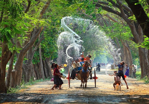 Water festivals – Exploring the cultural beauty in four Indochina countries