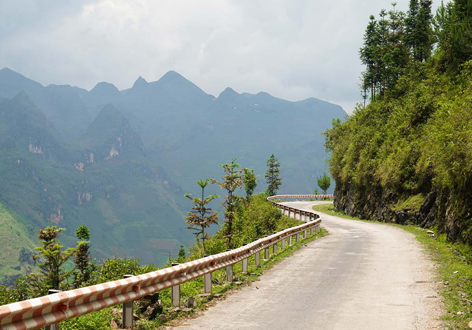 Ma Pi Leng road