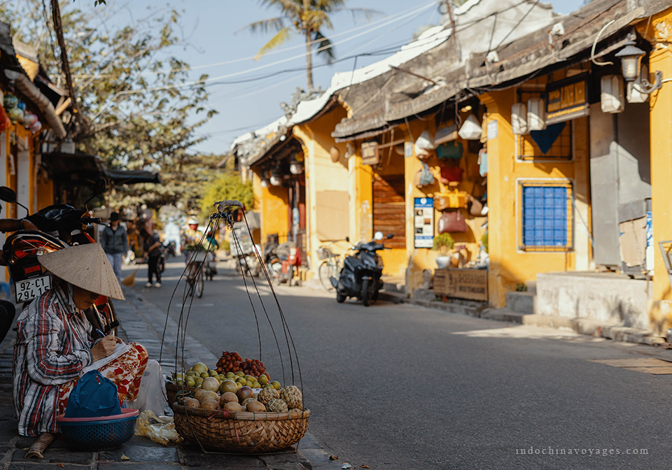 Hoi An walking streets